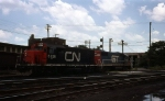 CN 5526 and GTW 5825